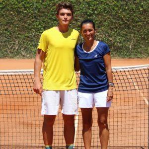Taddia Leonardo e Adriana Serra Zanetti