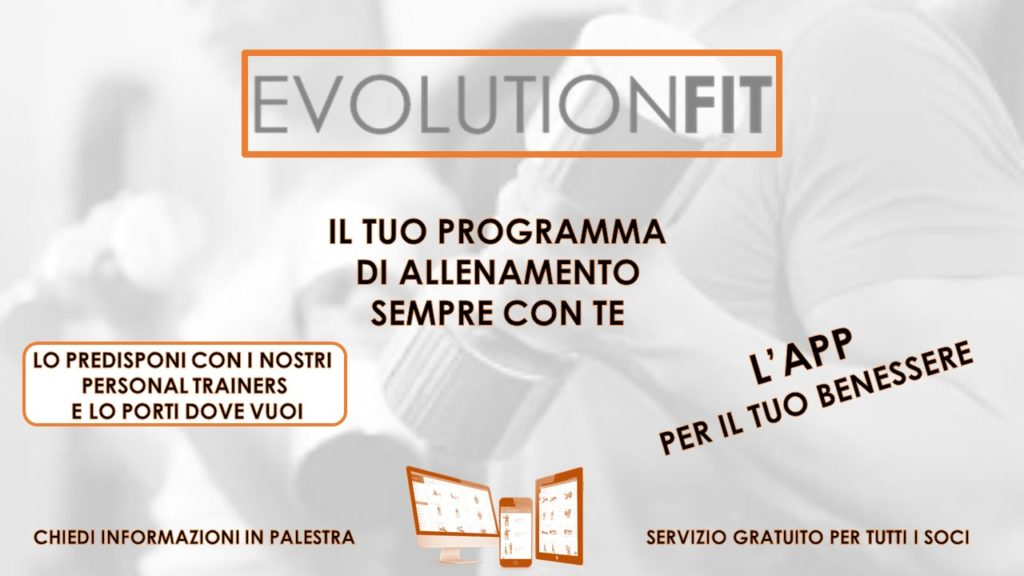 EVOLUTIONFIT SCARICA